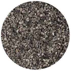 granulat gris-fonce pour terrasse en résine